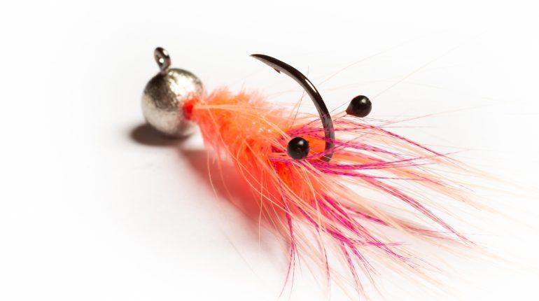 Pink Shrimp Jig